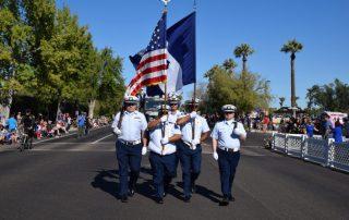 Phoenix Veterans Day Parade 2016