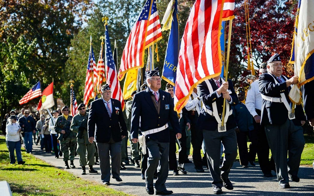 Due to COVID-19, Phoenix Veterans Day Parade May Change ...